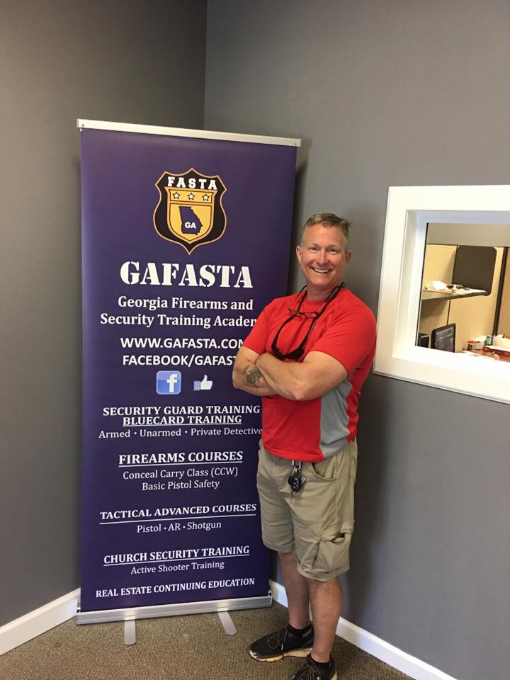 Georgia Firearms and Security Training Academy